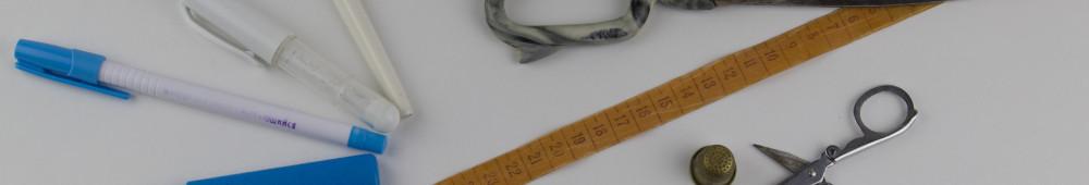 ножницы, шитье, инструменты для шитья, сантиметр, булавки, для начинающих, рукодельницам