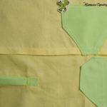 Как делать запошивочный шов