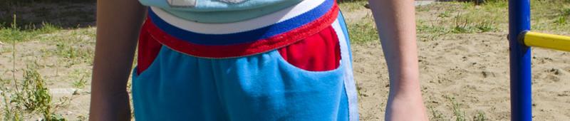 детские спортивные штаны+фото