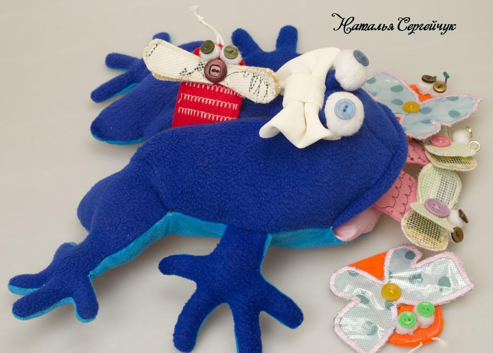 Лягушки игрушки своими руками
