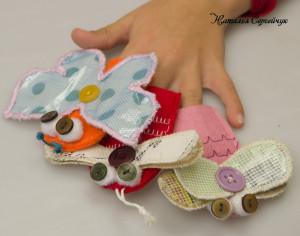 развивающие игрушки +для детей +своими руками