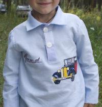 выкройка рубашки +для мальчика