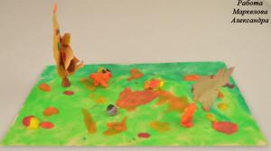 Фото детские осенние поделки своими руками