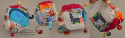 Что можно сделать из лоскутков ткани