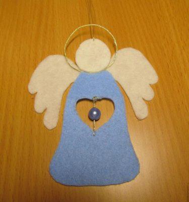 фото рождественского ангела