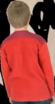 флис для мальчика